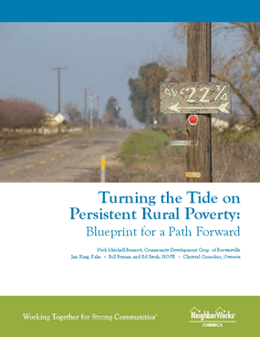 Turning the Tide on Persistent Rural Poverty: Blueprint for a Path Forward