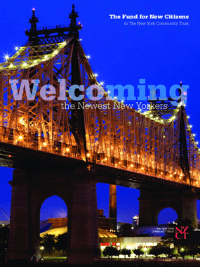 Welcoming the Newest New Yorkers