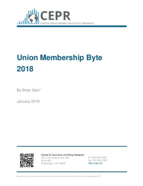 Union Membership Byte 2018