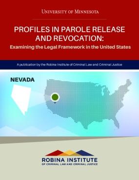 Profiles in Parole Release and Revocation Nevada