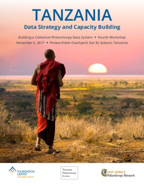 Tanzania: Data Strategy and Capacity Building (Fourth Workshop)