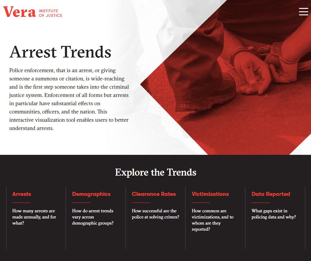 Arrest Trends